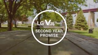 ویدیو معرفی گوشی ال جی  مدل وی 35 تینکیو (LG V35 ThinQ)