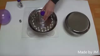 Electrophorus experiment