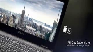 ویدیو معرفی لپ تاپ ایسوس مدل زن بوک Flip UX360