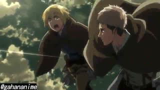 انیمه Attack on Titan فصل سوم قسمت دوم با زیرنویس فارسی