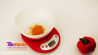 ترازو دیجیتال آشپزخانه کاسه دار Digital Kitchen Scale