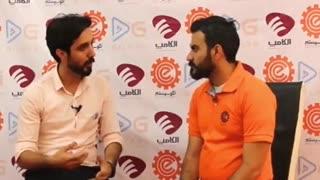 مصاحبه با حامد وفایی استارتاپ تیکا
