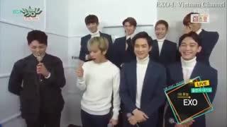فانی مومنت اکسو در کنسرت ها و برنامه های تلویزیونی 2018  EXO - Funny Moment