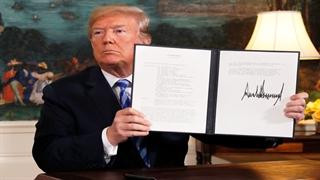فردا چه تحریم هایی علیه ایران اعمال می شود؟