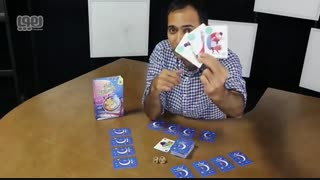 ویدئوی آموزشی بازی بردگیم  نیکیماک
