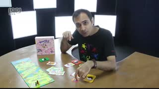 ویدئوی آموزشی بازی بردگیم رامودیس