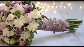 لباس عروس لاکچری برای اجاره / جدید
