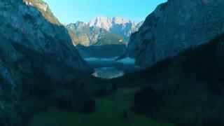 رشته کوه های آلپ در آلمان