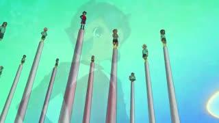 انیمه ی اینازوما الون - inazuma eleven قسمت 123