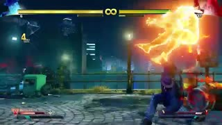 Street Fighter V: Character Introduction Series - G