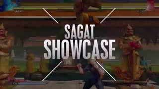 Street Fighter V: Character Introduction Series - Sagat