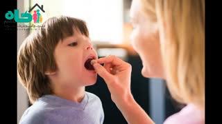ویتامین های مکمل کودکان