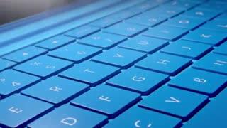 ویدیو معرفی تبلت هیبریدی مایکروسافت سرفیس پرو4  (Microsoft surface pro 4)
