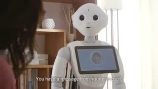 پپر رباتی از جنس اعضاء خانواده