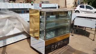 یخچال ویترینی قیمت 5میلیون تومان