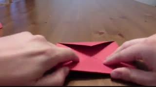 نحوه ساخت جعبه مقوایی ، جعبه کادویی