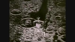 شبیه سازی پریدن روی ماه
