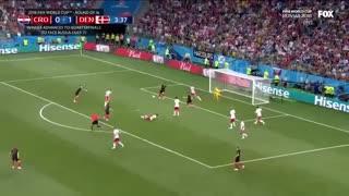 تمامی گل های مرحله یک شانزدهم جام جهانی