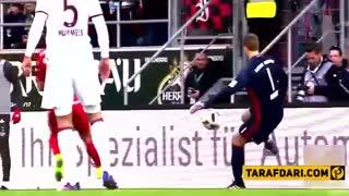 تکنیک و مهارت های برتر دروازه بانان در دنیای فوتبال