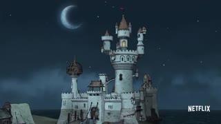 اولین تریلر از تازه ترین سریال انیمیشنی خالق سیمپسون ها با نام «Disenchantment» رونمایی شد