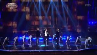اجرای زنده آهنگ lost از گروه bts