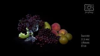 بیسکولنز#4: عکاسی غذا در فضای تیره Dark Food Photography