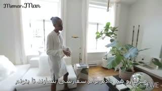 دکوراسیون سفید آپارتمانی در مونترآل