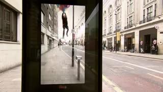 دوربین مخفی واقعیت افزوده ی شرکت پپسی