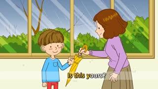 آموزش زبان انگلیسی برای کودکان به روش singsing : آموزش با شعر How's the weather? rainy. sunny. windy. (weather)