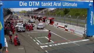 10 سوتی تاریخی در پیت استاپ مسابقات دی تی ام DTM pit stop