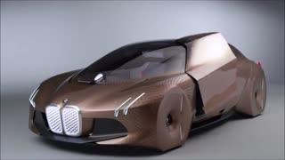 رانندگی ، طراحی و فضای داخلی خودروی فوق العادهBMW Vision Next 100
