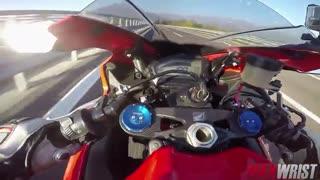 سرعت نهایی موتورهای قدرتمند