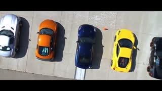 مسابقات Drag Raceبین بهترین محصولات کمپانی خودرو سازی جهان