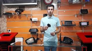توضیحاتی درباره نحوه ی برقی کردن آینه تاشو تویوتا کرولا