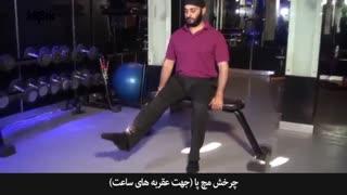 تمرین ورزشی - 5 مرحله برای کاهش درد مچ پا