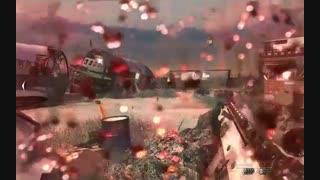 """گیم پلی فوق العاده اکشن خودم از بازی Call of Duty MW2 """" اگه گیمری حتما ببین @_@ """""""