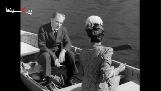 سکانس موسیو وردو : تلاش چارلی چاپلین برای قتل یکی از همسرانش در دریاچه