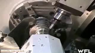 میل لنگ خودرو چگونه ساخته میشود؟؟