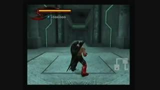 آموزش بازی با Devil Jin در Tekken 5- Devil Within در PS2 و کامپیوتر