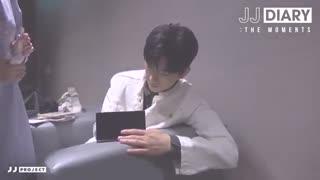 - JJ project - GOT7 قسمت بیست و پنجم برنامه JJ Diary از جی بی و جینیونگ گات سون + ساب فارسی