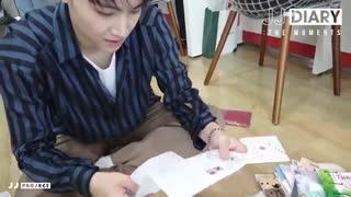 - JJ project - GOT7 قسمت بیست و هفتم برنامه JJ Diary از جی بی و جینیونگ گات سون + ساب فارسی