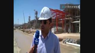 پروژه عظیم خلیج فارس  بهبهان در ایستگاه آخر
