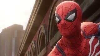 تریلر بازی مرد عنکبوتی کمپانی مارول برای کنسول ps4