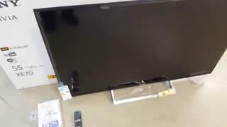 معرفی ویدیویی تلویزیون 65 اینچ سونی مدل 65XE7005