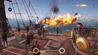 تریلر گیمپلی جدید بازی Assassin's Creed Odyssey منتشر شد