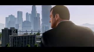 تریلر سرقت بزرگ اتومبیل Grand Theft Auto V