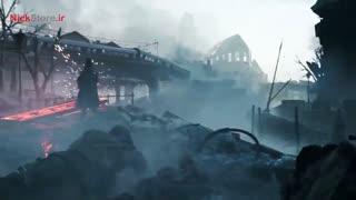 گیم پلی جدید و بی نظیر بازی بتلفیلد Battlefield 5