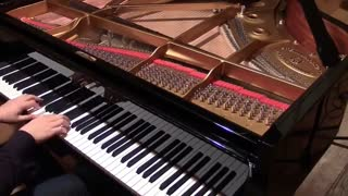 آهنگ کامل اوپنینگ و اندینگ انیمه عاشقانه نسیمی از فردا با پیانو / یکی از بهترین آهنگای پیانو که شنیدم   حتما بگوشین
