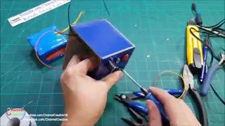 ساختنی ها-آموزش ساخت دستگاه جوشکاری - کامل