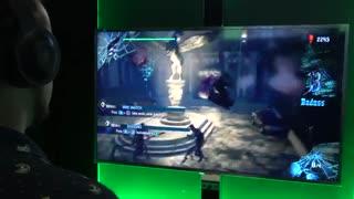 16 دقیقه از گیمپلی ضبط شده بازی Devil May Cry 5